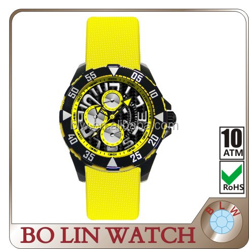 brazil 2014 soccer /football world cup watches country flag watch