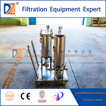 DZ High quality Stainless Steel filter for Cooking Oil filter