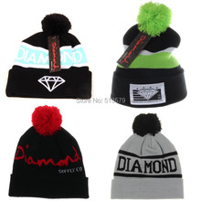 Zimná pánska čiapka DIAMOND z Aliexpress