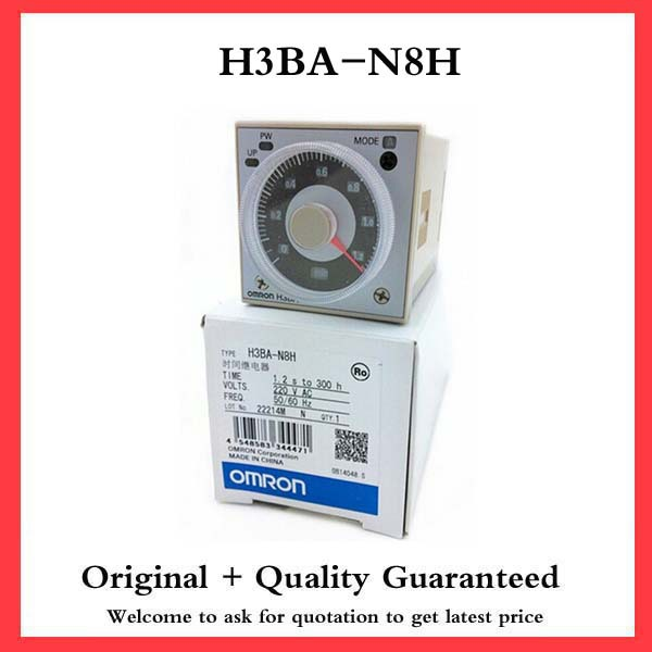 Omron Multifunctional Time Relay H3ba