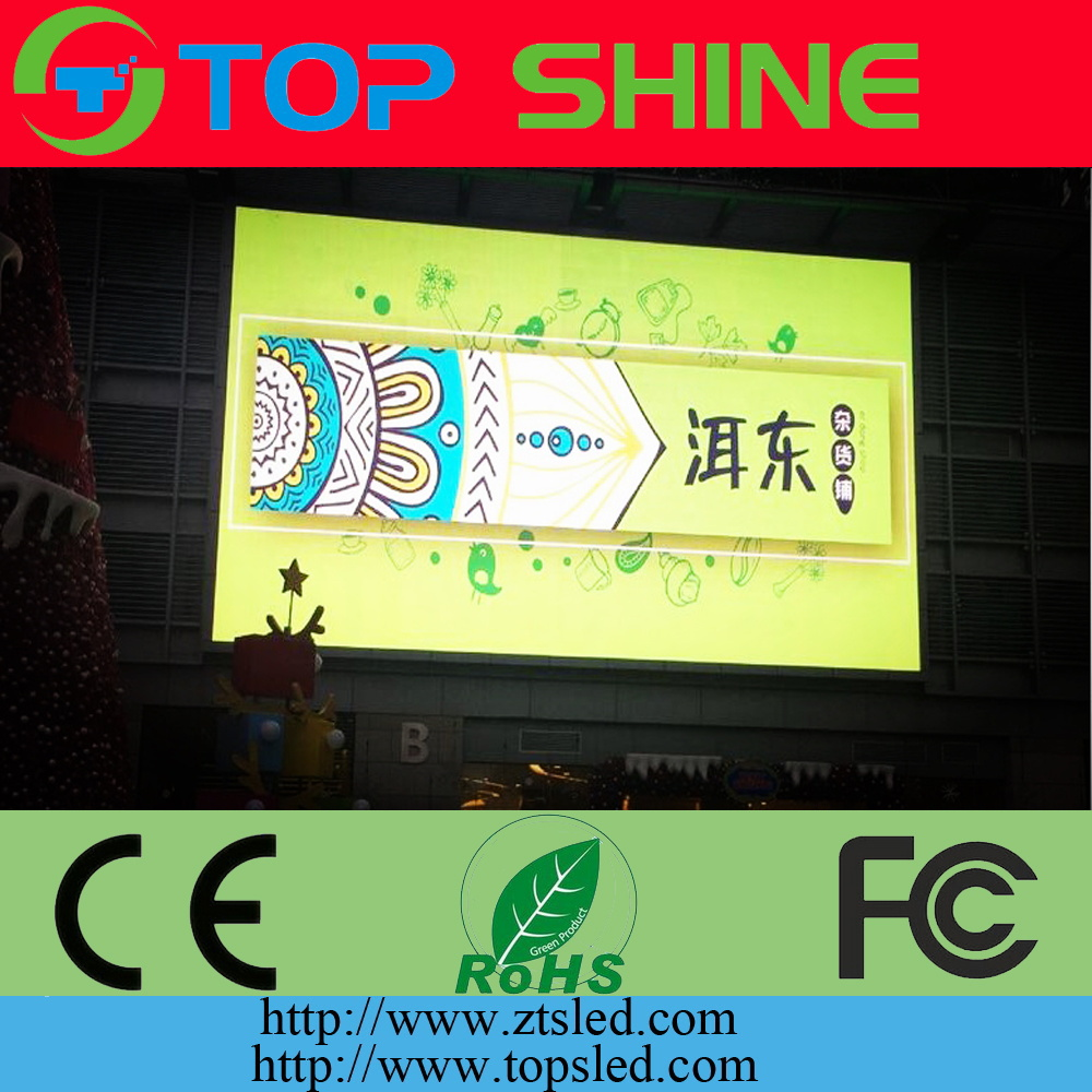 Full color outdoor led open sign smd p6 p8 p10 large outdoor led screen sign big tv outdoor led screen