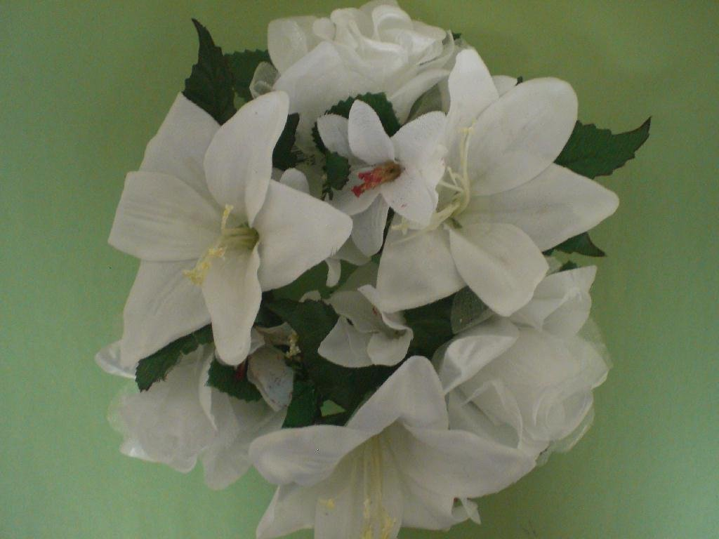 Cheap Bulk Artificial Flower With Candle Rings Find Bulk Artificial