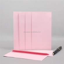 120gram color paper peal&seal envelopes