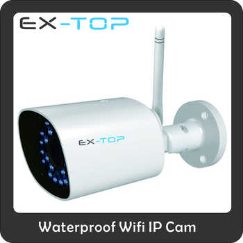 Wifi Onvif 2 0 P2P Cloud 1080p Full HD Megapixel IP Cam, View ip cam,  EX-TOP/OEM Product Details from Shenzhen EX-TOP Electronics Co , Ltd  on