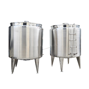 500L High quality sanitary stainless steel 304 or 316 wine fermentation tank