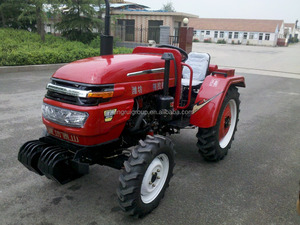 35hp 40 hp 4WD 4x4 small farm machine equipment Price list cheap agricultural mini tractor with front end loader and backhoe