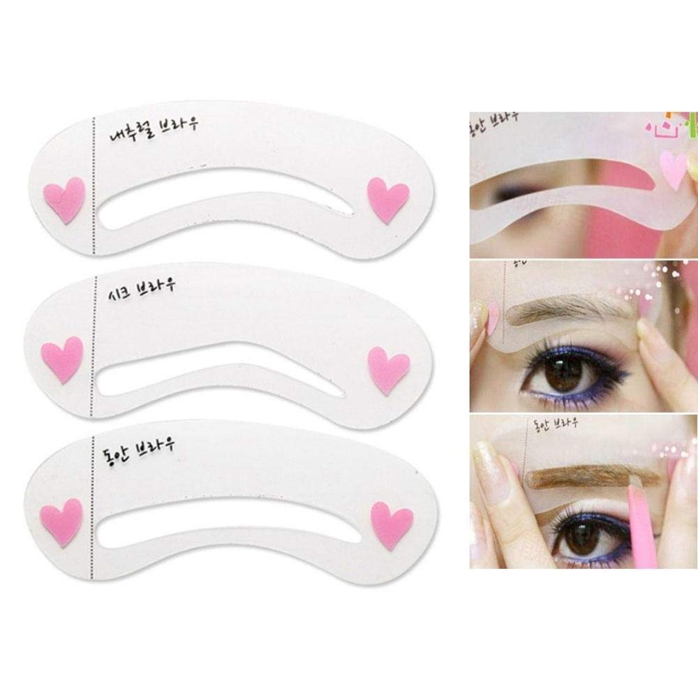 graphic about Printable Eyebrow Stencil referred to as Low-cost Stencil Eyebrow, discover Stencil Eyebrow offers upon line at