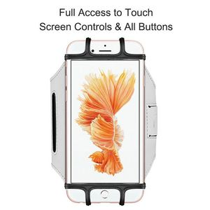 180 Rotatable Easy Mount custom sport VUP Running Armband for smartphone armband