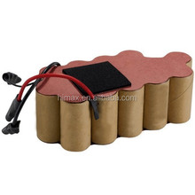 1300mah nicd sc batteries/18v nicd battery rechargeable battery pack
