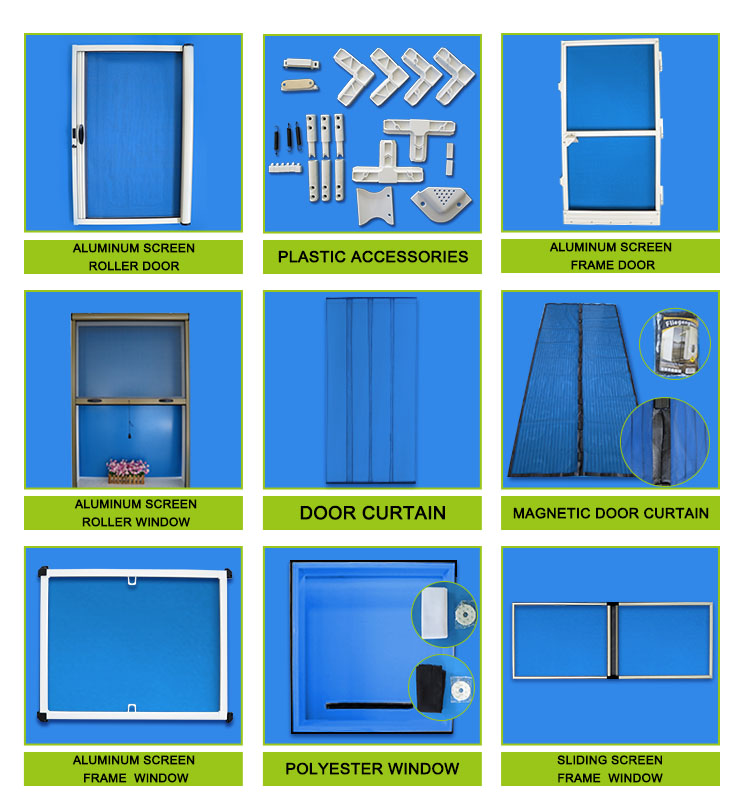 rollup fly screen for window with roller rollup fly screen for window