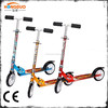 Kick scooter bicycle foot vehicle with pedal