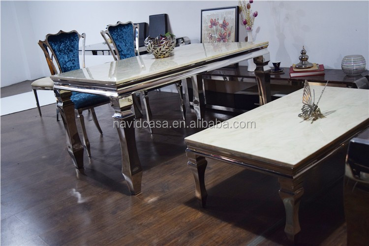 A8050 upscale living room dining table and chair