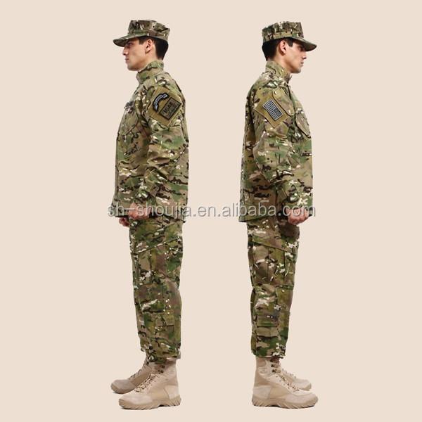 Army combat uniform prototypes