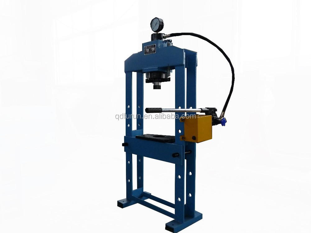 The high quality hand pressure hydraulic press