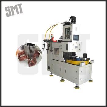 3 Phase Motor / Generator Stator Coil Winding Machine - Buy Electric ...