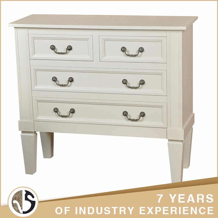 Reclaim Wood Antique White Chest Of Drawer For Assembly