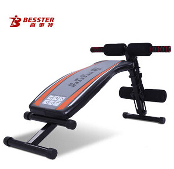 Bst Js-005f New Ab Bench Fitness Multifunction Mini Ab Bench Home ...