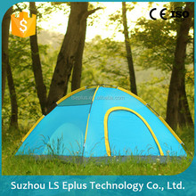 Light Blue Ultra Light Camping Tent For 2 Person