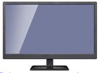 brand new panel 27 inch desktop use led monitor display