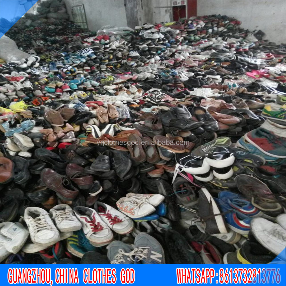 New York used sports/sneakers shoes used tennis shoes in bales top quality for sale