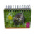 Animals Cardboard Desk Calendar Art Paper Calendar Printing Table Calendar