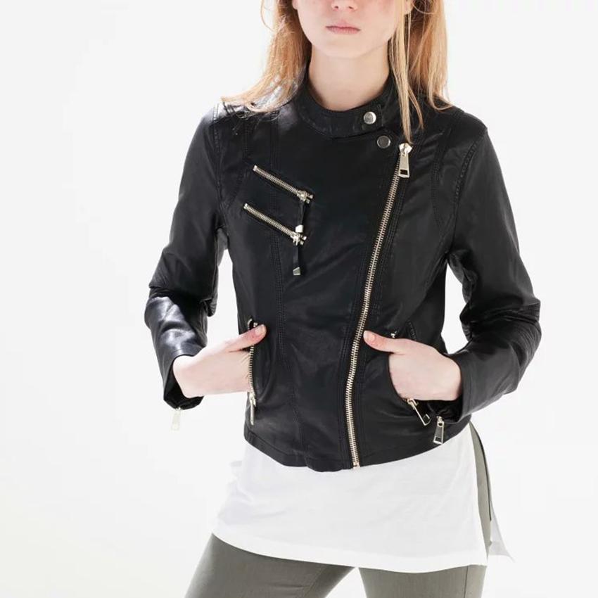 Cheap Biker Leather Jacket Women, find Biker Leather Jacket Women ...