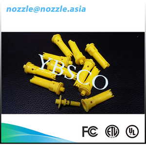 Direct Sell High Pressure Plastic Nozzle Bottle