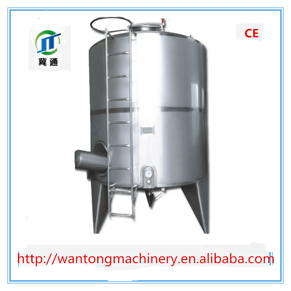 1000 liter stainless steel water tank price for beverage, milk, chemical
