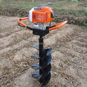 Agricultural tools auger for earth drilling digging machine / earth drill auger boring machine