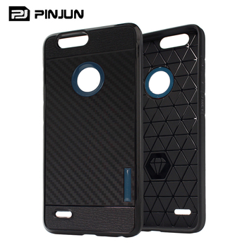 check out fa0c8 c80fe Hot New Products Carbon Fiber Texture Free Sample Phone Case For Zte Blade  Spark Z971 Case Tpu Pc - Buy For Zte Blade Spark Z971 Case,Phone Case For  ...