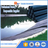 ASTM geomembrane hdpe, Pond liner 0.5mm