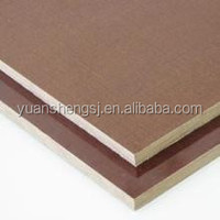 Good quality Phenolic Cotton Fabric Laminated Sheet insulation board 2016