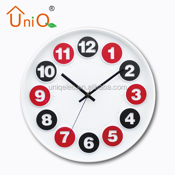 Beautiful and popular acrylic wall clock