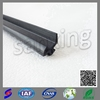 building industry hebei customized extrusion auto glass rubber seals for door window