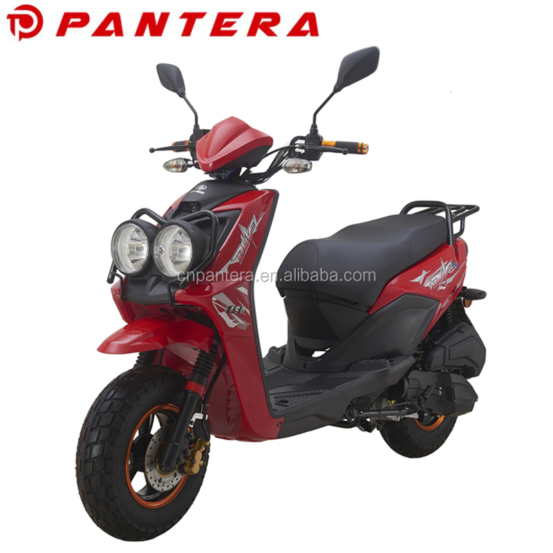 Gasoline Powered Cheap China 150cc Automatic Motorcycle Scooter