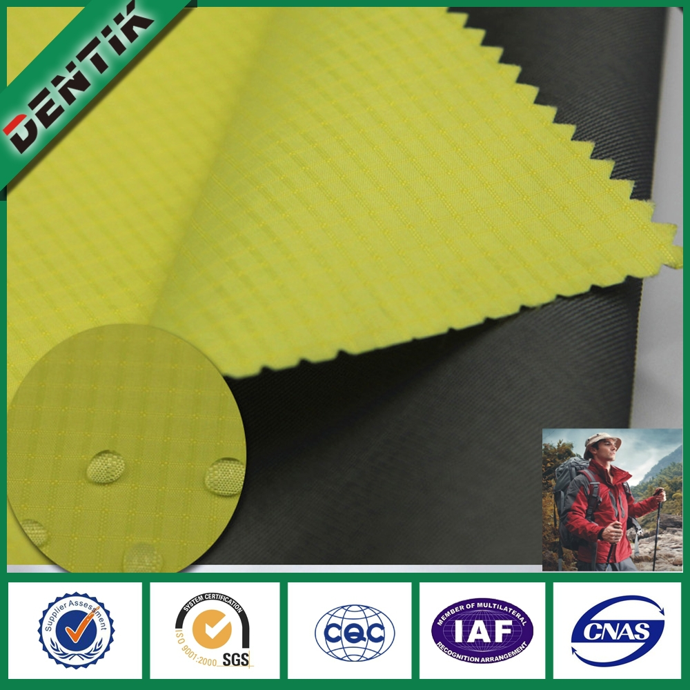 New Arrival Moisture textiles 3 layers ripstop nylon lightweight waterproof washable ptfe membrane laminated fabric