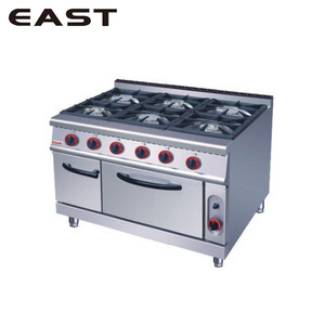 Commercial Restaurant Equipment Industrial Lpg Burner/2 Burner Electric Stove/33 Inch Stainless Steel Gas Stove