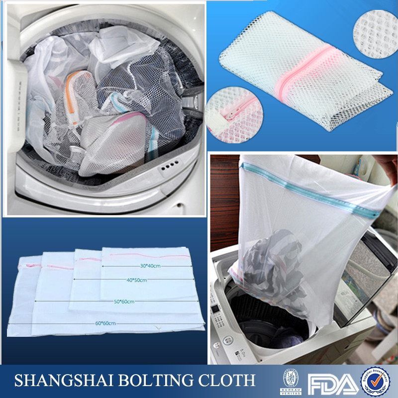 3 Sizes Underwear Clothes Aid Bra Socks Use Net Small Mesh Laundry Bag For Washing Machine
