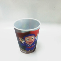 Custom 32oz PP Cup/Cup with Lids and Straws/ 32oz Plastic Cups