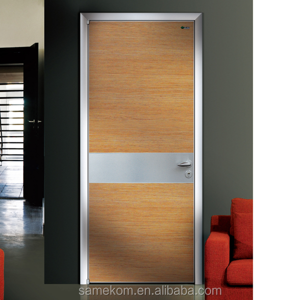 Zimmertür modern holz  Holz Zimmertür Design, Moderne Holz Eingangstür, Moderne ...