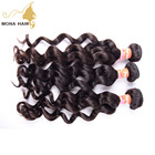 One donor raw virgin hair salon boutique online shop hot selling Peruvian hair bundles