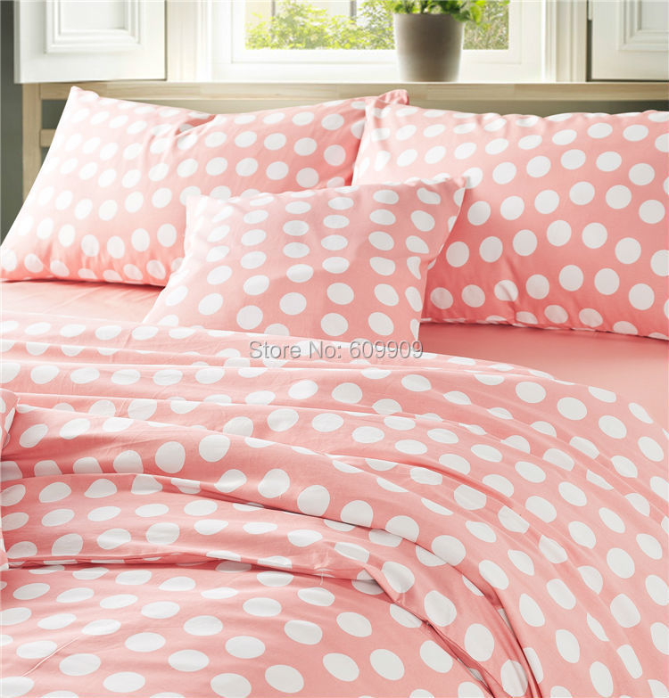 teen polka dot bettw sche werbeaktion shop f r werbeaktion teen polka dot bettw sche bei. Black Bedroom Furniture Sets. Home Design Ideas
