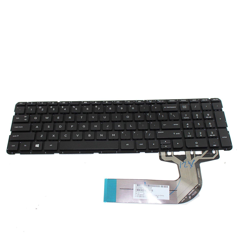 New Laptop US Keyboard For HP Pavilion 17-e028ca 17-e071nr 17-e116dx No Frame