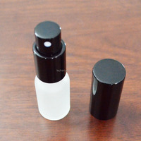 White frosted glass bottles/10ml matte white glass perfume bottle spray in alibaba/china glass bottle spray
