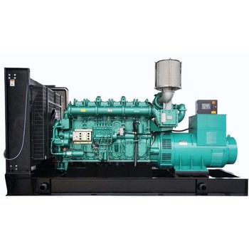 CE approved Water cooled single phase ac generator /diesel generating set