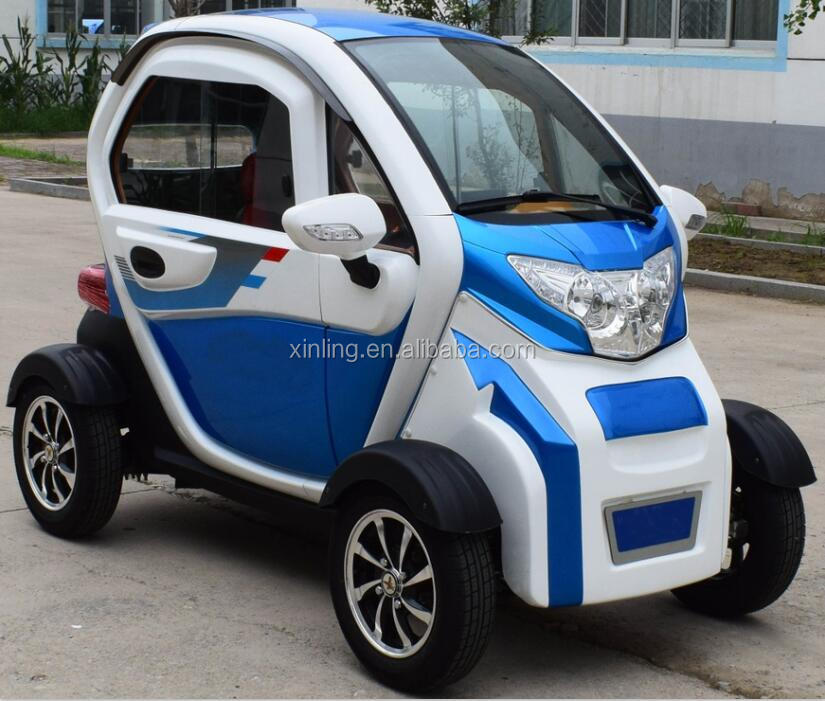 4 Four Wheel Electric Car Mobility Scooter For S View Vehicle Xinling Product Details From Jiangsu Motorcycle Manufacture