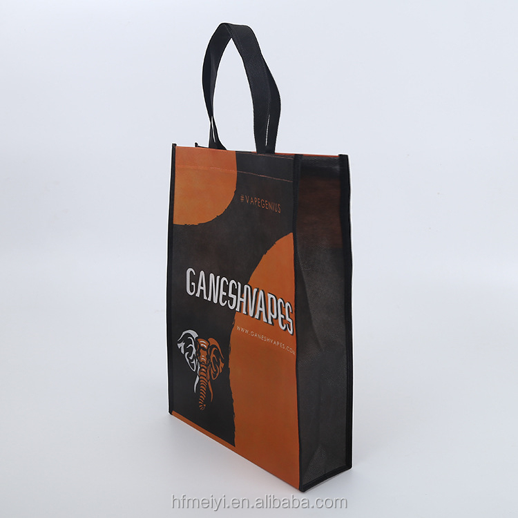 2018 china suppliers new products ecological non woven shopping bag