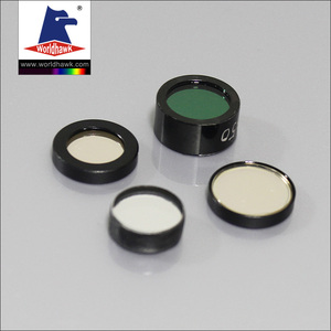 Optical glass IR filter lens and 254nm 340nm 365nm UV bandpass filters