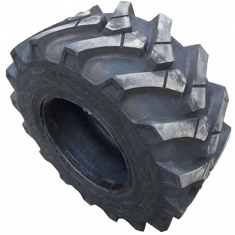 wheel loader tires 445/70R22.5 chinese OTR tire prices