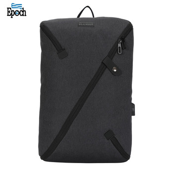 6fc66189c7f60e 2018 New Design Ultra Thin Outside Charging Flat Usb Laptop Backpack ...